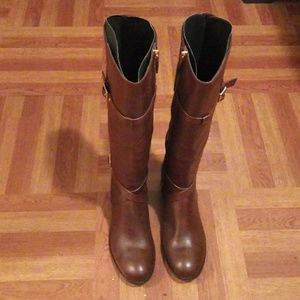 Cole Haan Leather 50/50 Boot